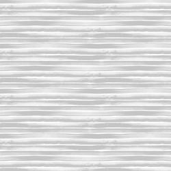 Watercolor Stripe in Light Gray