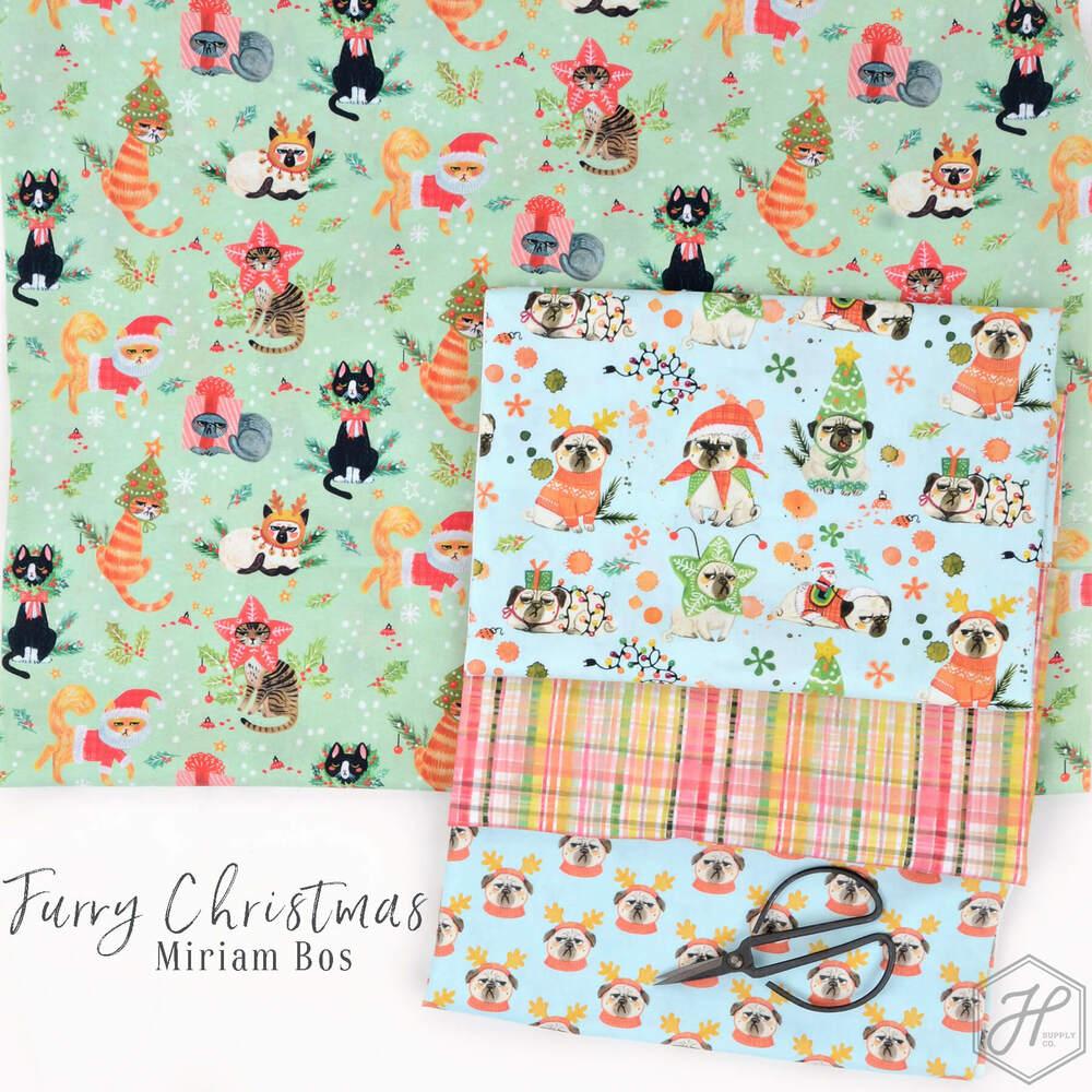 Furry Christmas Poster Image