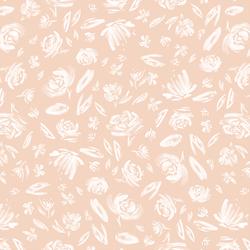 Spring Flowers in Blush