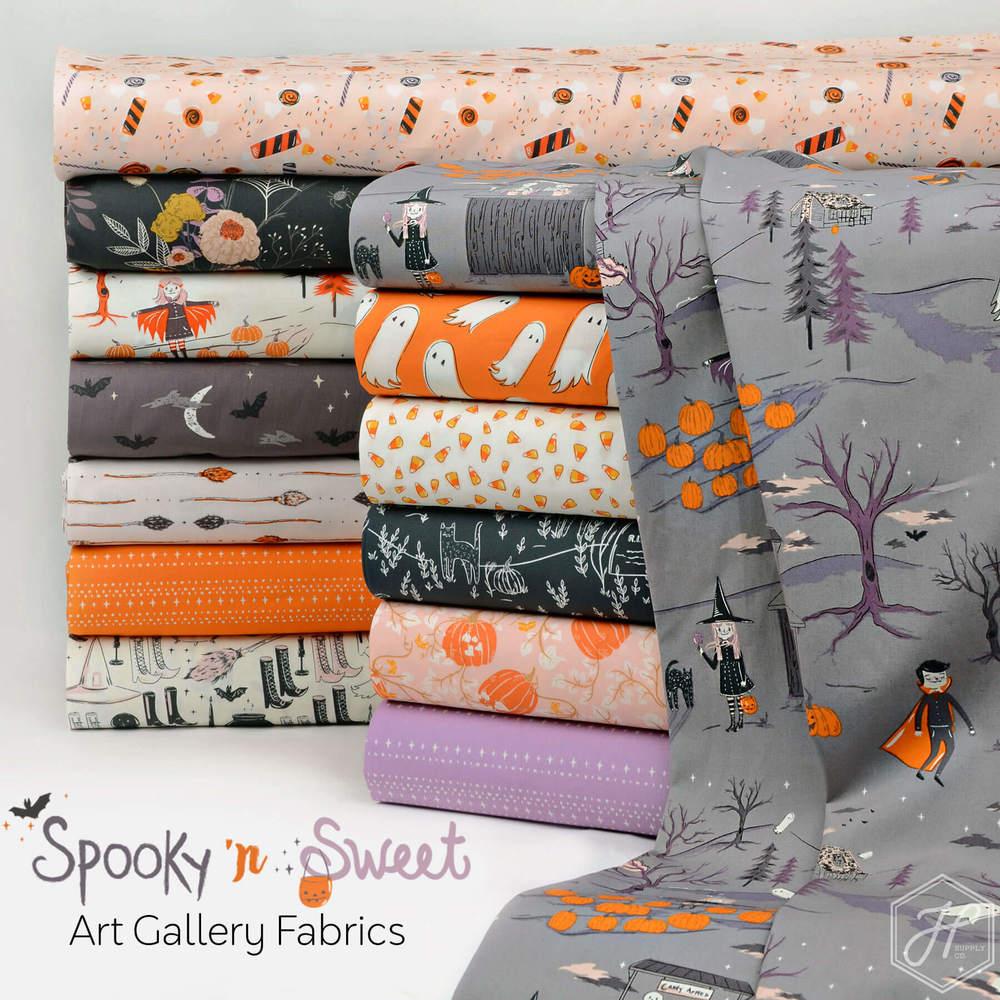 Spooky 'n Sweet Poster Image