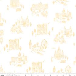 London in Yellow