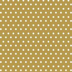 Spring Dot in Gold