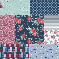 Fox Farm Fat Quarter Bundle