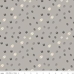 Tracks in Light Gray