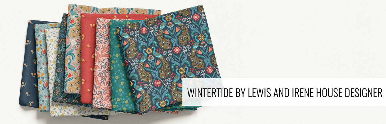 Wintertide by Lewis and Irene