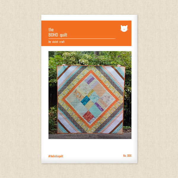 Boho Sewing Pattern by Violet Craft at Hawthorne Supply Co