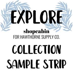Explore Sample Strip
