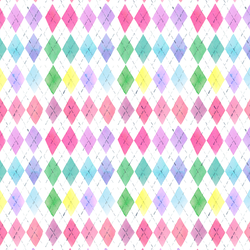 Sweet Argyle in Confection