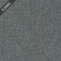 Shetland Twill Dobby Flannel in Smoke