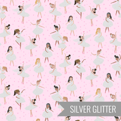 Glitter Girls in Blush