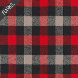 Mammoth Lumberjack Flannel in Red