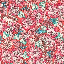 Bloom in Coral