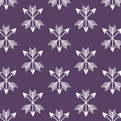 Lovestruck in Aubergine