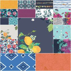 Mediterraneo Fat Quarter Bundle