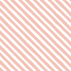 Rogue Stripe in Petal