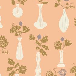 Vintage Vases in Ginger