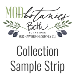 Mod Botanics Sample Strip