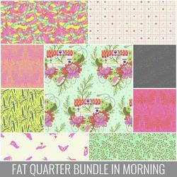 Homemade Fat Quarter Bundle in Morning