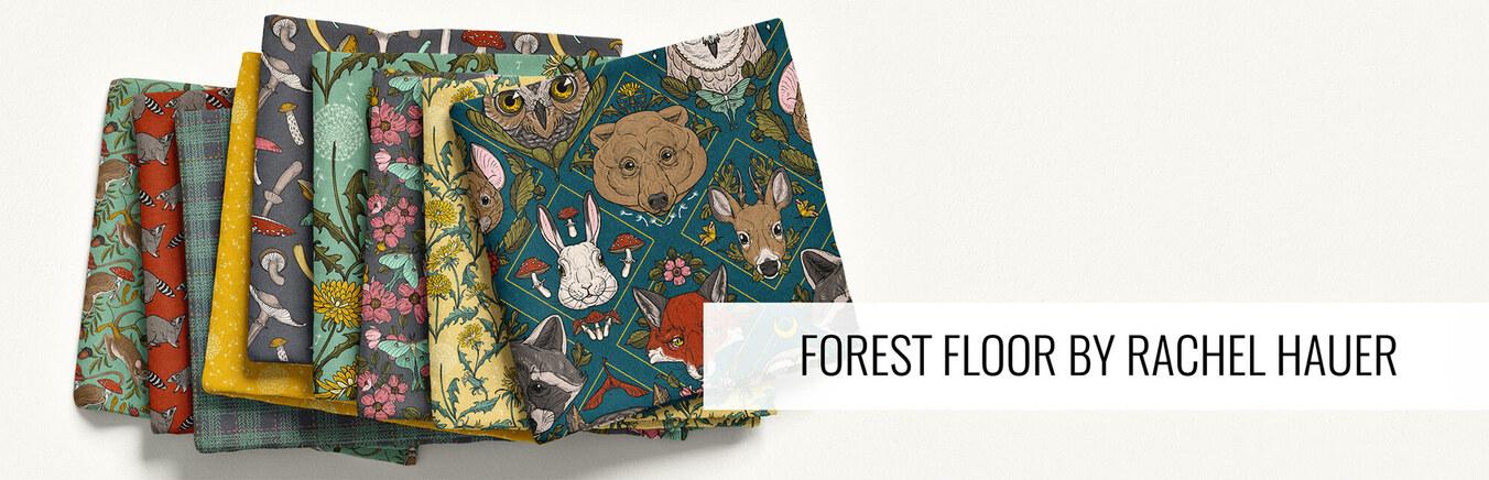 Forest Floor by Rachel Hauer