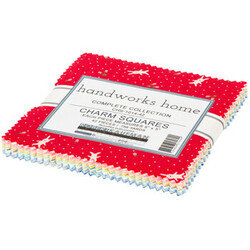 """Handworks Home 5"""" Square Pack"""