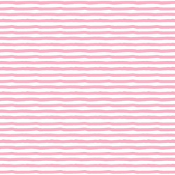 Painted Stripe in Pink