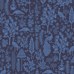 Menagerie Silhouette in Navy