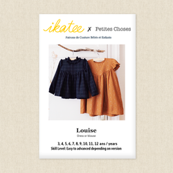 Louise Blouse and Dress - Girls