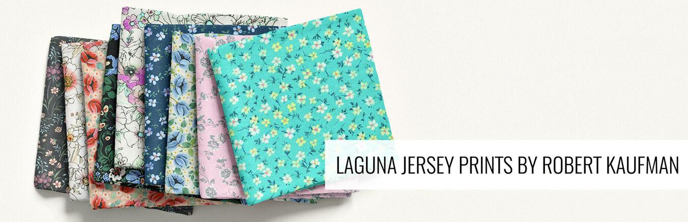 Laguna Jersey Prints
