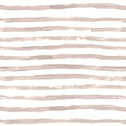 Maple Stripe in Warm Gray