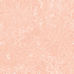 Paperie in Coral Pink