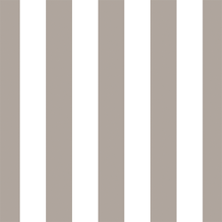 Play Stripe in Taupe