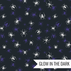 Spiders in Black