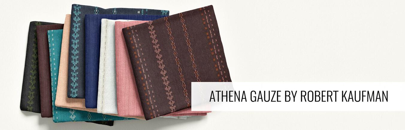 Athena Gauze by Robert Kaufman