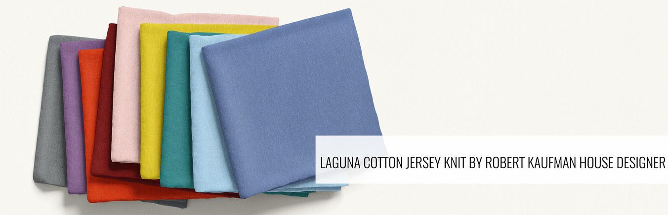 Laguna Cotton Jersey Knit