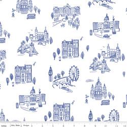 London in Denim