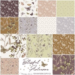 Blissful Aotearoa Fat Quarter Bundle