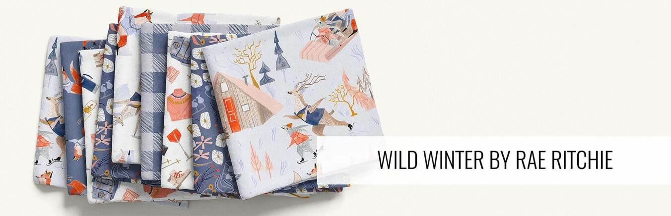 Wild Winter by Rae Ritchie