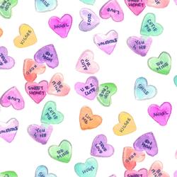 Conversation Hearts in Heartbreaker