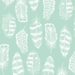 Plume in Mint