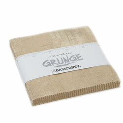 Grunge Charm Pack in Tan