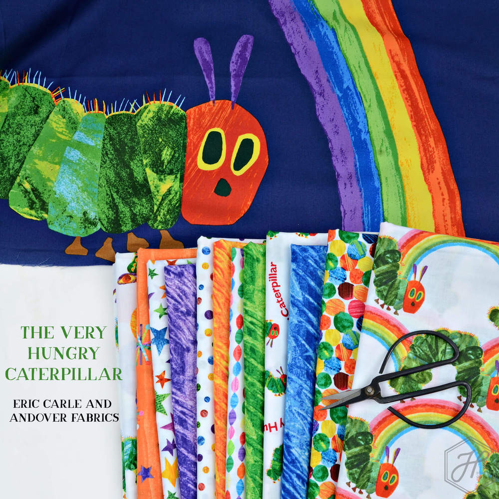 The Very Hungry Caterpillar - Rainbow Poster Image