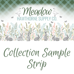 Meadow Sample Strip