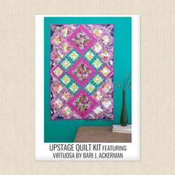 Upstage Quilt Kit