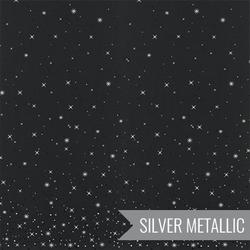 Ombre Fairy Dust Metallic in Soft Black