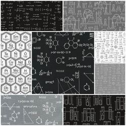 Science Fair 2 Fat Quarter Bundle