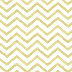 Sleek Chevron Pearlized in Glitz