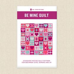 Be Mine Quilt