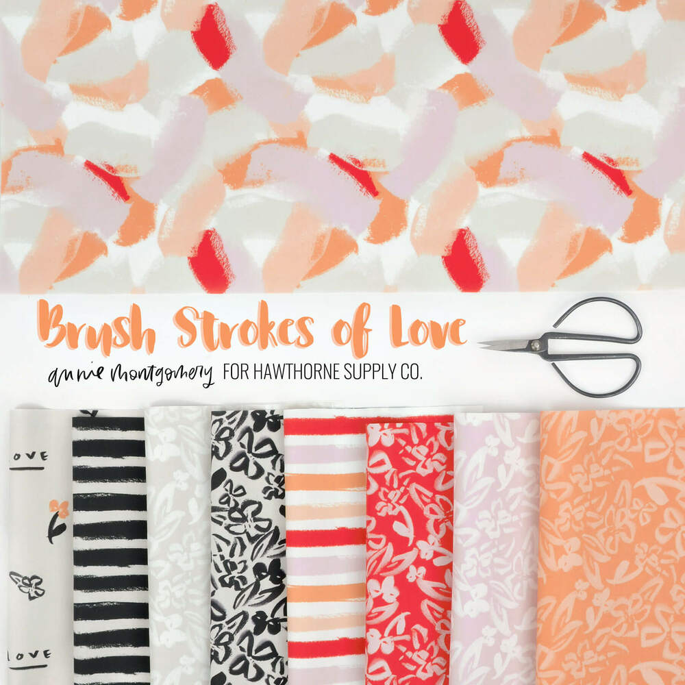 Brush Strokes of Love  Poster Image
