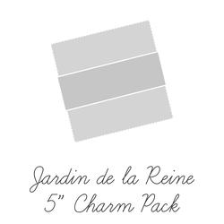 Jardin de le Reine 5 inch Charm Pack
