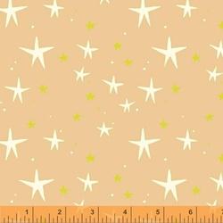 Starry in Peach